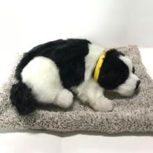 Храп Спящая собака с имитацией плюшевой игрушки украшение автомобиля украшение в помещении адсорб формальдегид очистите воздух