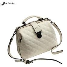 Bokinslon повседневный Дикий простой рюкзак, Женский Ретро вельветовый Однотонный женский рюкзак, студенческий женский рюкзак