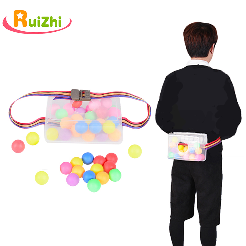 Ruizhi Children Activities Props Ball Outdoor Funny Sport Toy Wedding Party Game Tools Parent-Child Interaction Kids Toys RZ1122