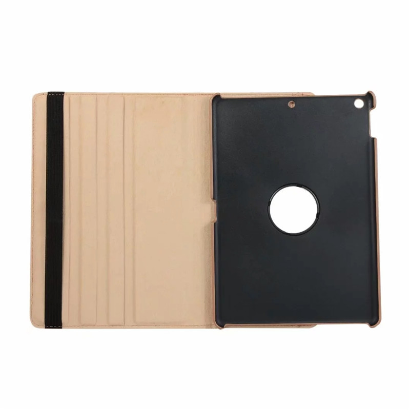 For 360 iPad Smart For 2019 Apple Case 7th Rotating Cover Stand iPad Fundas Degree 10.2