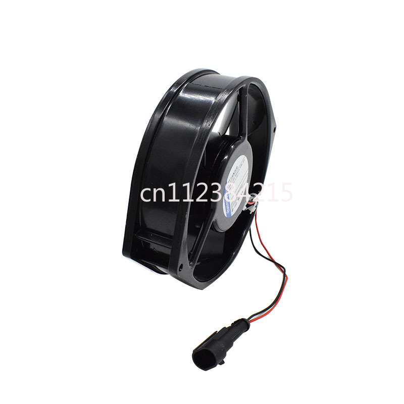 15038 24V 7114NHR Fan Inverter Fan Iron Blade 19W 790MA