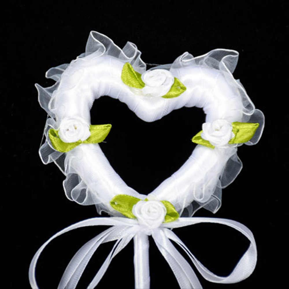 1 unidad con forma de corazón en forma de varita de hada varita mágica bastón para caminar para niñas flores regalos para niños juguetes para chico suministros