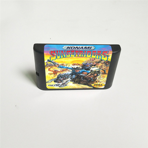 Image 2 - Sunset Riders   USA Cover With Retail Box 16 Bit MD Game Card for Sega Megadrive Genesis Video Game Console
