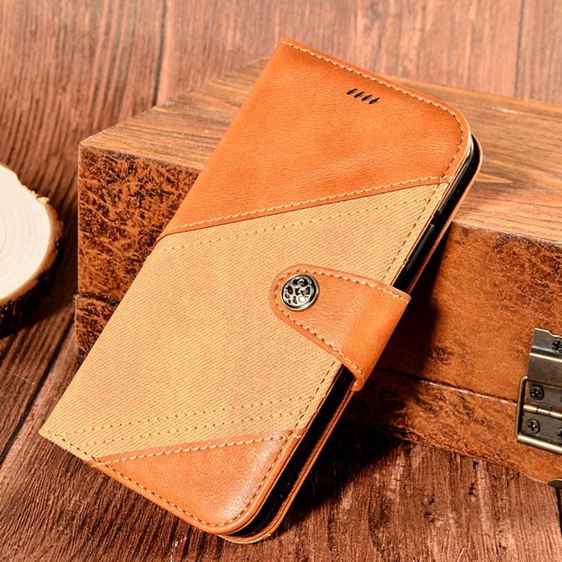 For <font><b>LG</b></font> <font><b>K11</b></font> <font><b>phone</b></font> leather case back shockproof cover Magnetic wallet book case for <font><b>LG</b></font> <font><b>K11</b></font> cover housing funda capa image