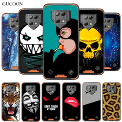 На Алиэкспресс купить чехол для смартфона gucoon silicone cover for blackview bv9800 pro 6.3inch cartoon case soft tpu protective phone back case bumper shell