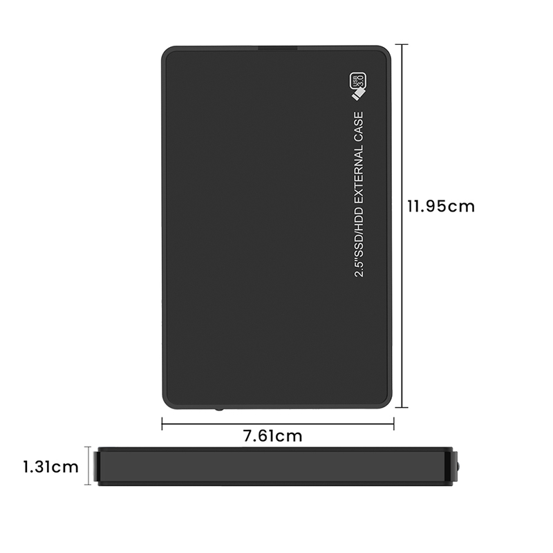 2.5inch 1TB 2TB HD External Hard Disk USB3.0 Storage Devices Portable SSD HDD 2TB Laptop Hard Drive Disk For Mobile Desktop 6