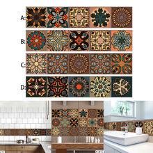 Плитка наклейки винтажные для лестницы самоклеющиеся декора