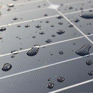 Image 5 - ערכת פנל סולארי 100W 200W אנרגיה סולארית מערכת מלא ערכות מונו תאים סולריים רכב סירת בית גג קמפינג 12V24V סוללה תשלום