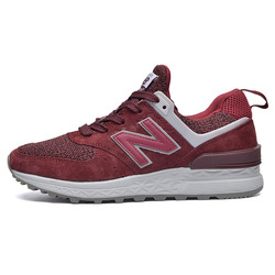 Is pin lang New Balance Wei MEN'S SHOES 574s Series Running Shoes Casual Sports Shoes NB Summer Breathable Retro WOMEN'S Shoes