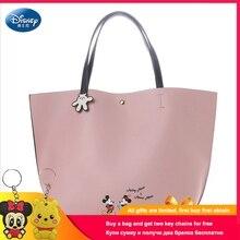 Disney 2019 Fashion Printing Mickey Minnie Multifunction Mummy Bag Outdoor Shopping Large Capacity Baby Handbag Big