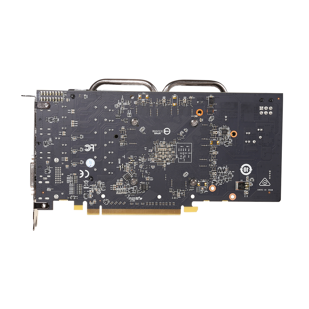 Graphics Card RX 570 With 8GB 256-Bit GDDR5 For AMD Graphics Card Geforce Games 2