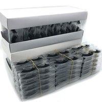 30/50/100 pairs eyelashes wholesale hand made mink eyelashes 3d mink hair lashes natural lashes makeup 3d volume false eyelashes