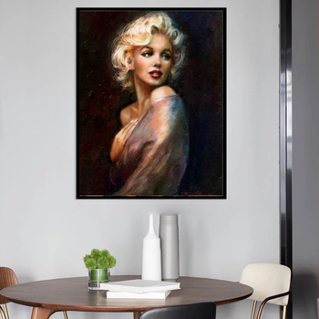 Sexy Women Canvas Painting Classical Portrait Posters and Prints Quadros Wall Art Picture for Living Room Home Decoration Cuadro 3