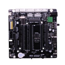 4Wd Smart Car Drive Expansion Board Robot Expansion Development For 51 Raspberry Pi Stm32 Compatible Uno(China)