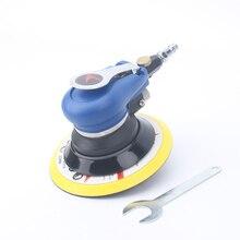 """6 インチエアサンダー空気圧研磨機 6 """"エアーポリッシャーグラインダーツール"""