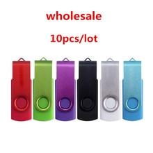 wholesale!!! 10PCS/LOT 32GB 16GB 8GB 4GB 2GB 1GB OTG USB Flash Stick Pendrive U Disk USB Flash Drive For Computer/Android Phone цена и фото