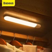 Baseus светодиодный светильник для шкафа движения pir Сенсор