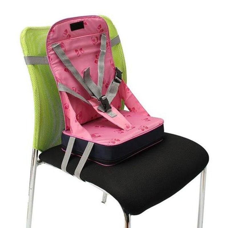 Assento infantil dobrável para sala de jantar,