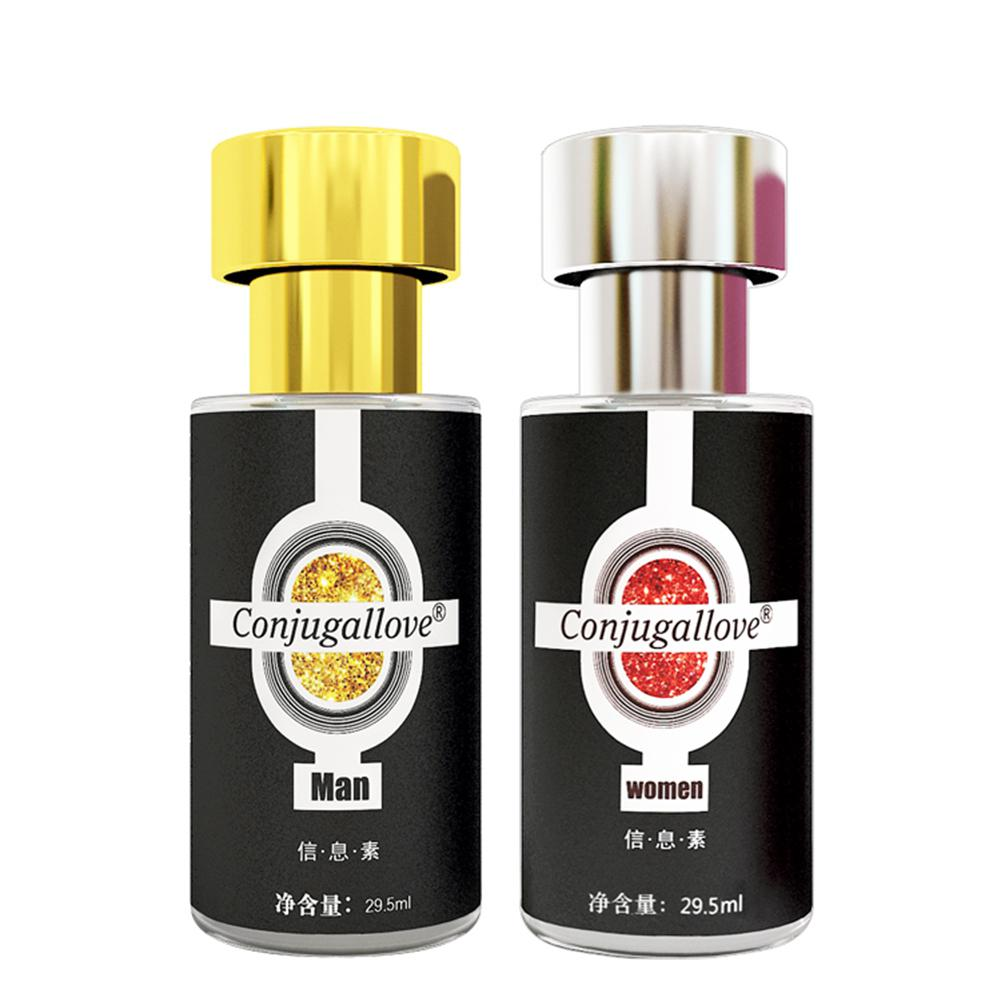 VIBRANT GLAMOUR Men Perfume Aphrodisiac Women Men Body Spray Flirt Perfumes Attract Girl Scent Fragrance For Sex