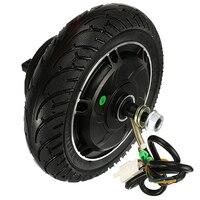24V/36V/48V Elektrische Scooter Hub Wheel Motor 8