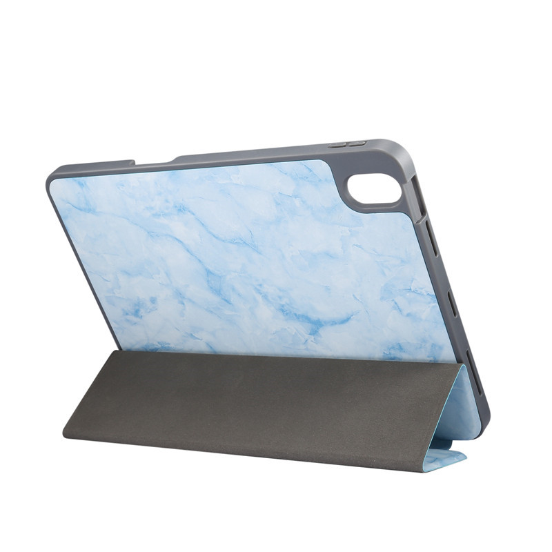 Apple Slot for Pencil-Holder Fold-Cover with Shell Shell Tablet-Case iPad Fundas Air