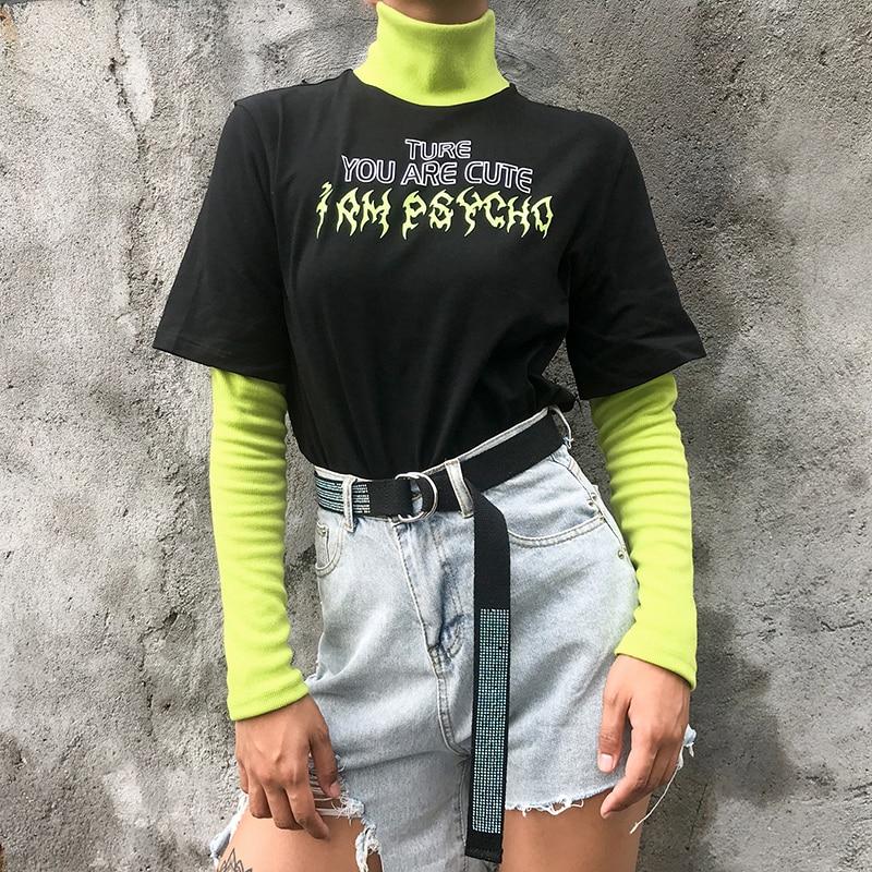Patchwork Sweatshirts