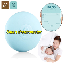 Youpin Miaomiaoce Smart Thermometer Digital Baby Clinical Thermometer Accrate Measurement Constant Monitor High Temprature Alarm