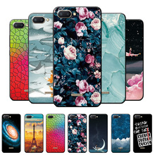 Cover For Xiaomi Redmi 6A Case Cute Animal Scenery Cases For Xiaomi Redmi 7A 8A 5A Redmi 8 7 6 Pro Bumper Phone Case Bags