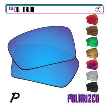 EZReplace Polarized Replacement Lenses for - Oakley Oil Drum Sunglasses - Multiple Options toughasnails polarized replacement lenses for oakley split jacket sunglasses multiple options