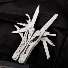 Нож ganzo мульти инструмент плоскогубцы складные инструменты