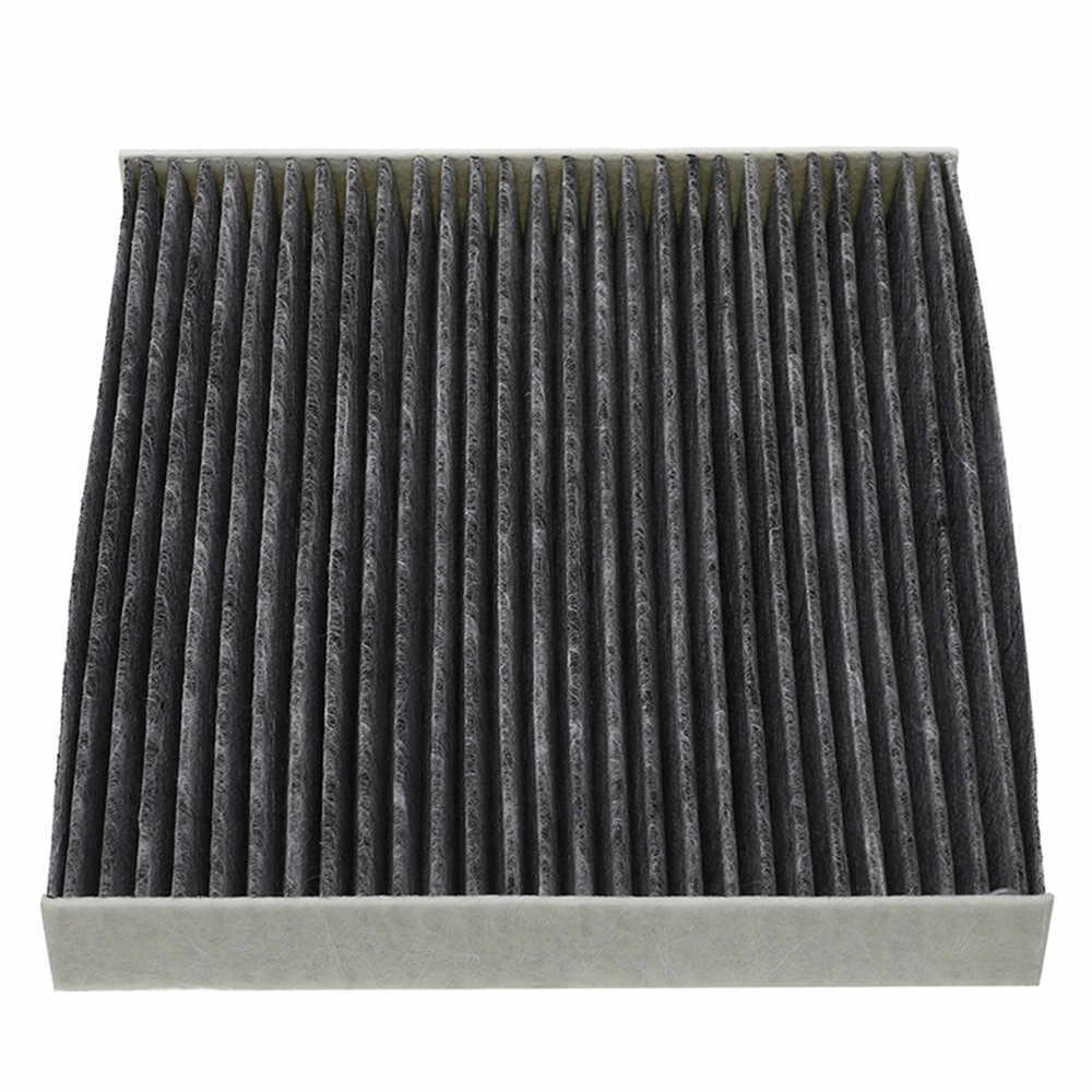الكربون الألياف المقصورة فلتر مكيف الهواء لتويوتا كامري سيكويا هايلاندر لاند كروزر أفالون كورولا 87139-YZZ16 CF10285