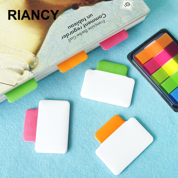 Colorful Multi-Function Classified Cute Sticky Notes Stationery Kawaii Stickers Scrapbooking Papeleria Stickers Planner 01917