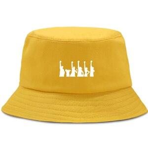 Gorros de pescador Luffy bonitos de una pieza, sombrero de pescador pescando para hombre, gorras de Panamá de verano de Anime japonés, sombreros de Bob con protección solar para mujer