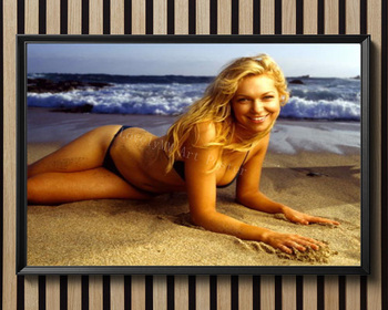 D1197 Laura Prepon Star Sexy Beautiful Girl Model Silk Fabric Poster Art Decor Indoor Painting Gift image