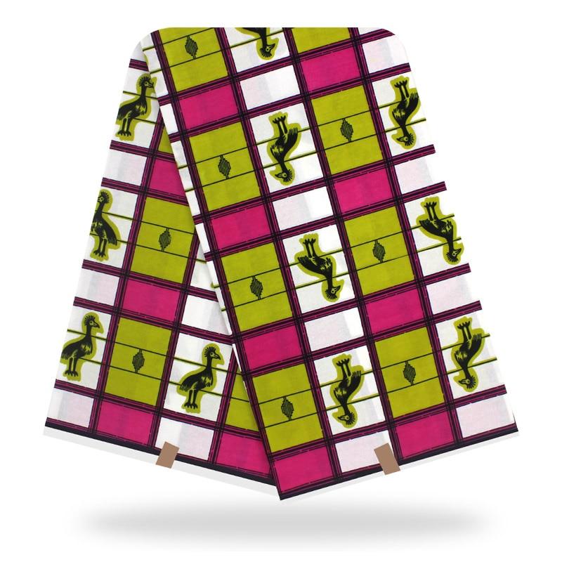 2020 Fashion African Dashiki Ankara Real Dutch Wax Dashiki Print 100% Cotton Material Fabric For African Dress Tecidos Africano