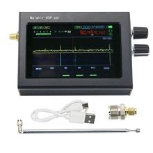Upgrade 50KHz-2GMHz Malachite SDR Receiver Radio DSP SDR Receiver 3.5 inch Touch Screen