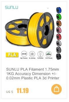 3d ручка sunlu sl 300a умная для рисования с поддержкой abs/pla/pcl