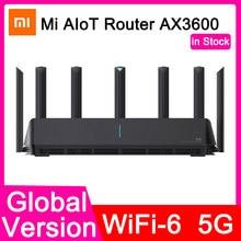 Xiaomi – routeur double bande AX3600 AIoT wi-fi 6 5 ghz, 2976mbs, Gigabit, WPA3, cryptage de sécurité, amplificateur de Signal externe A53