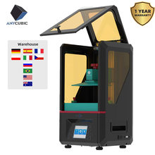 Anycubic Foton SLA 3D Printer Kit dengan Resin FEP Film Penuh Warna Layar Sentuh TFT Desktop 3D Printer DIY Kit impresora 3D(China)