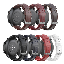 Applicable to Huami Amazfit GTR 42mm Watch Oil Wax Real Cowh