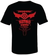 Maglietta Casual Los ingfortunable De Japon Tekken-Bullet Villain Club Destino gentleman ilo presente maglietta Casual