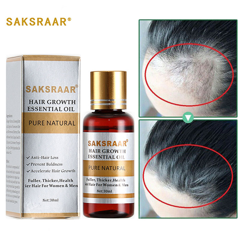 Hair Care Hair Growth Essential Oils Essence Grow Hair Fluid Prevent Hair Loss Health Care Beauty Dense Hair Growth Serum