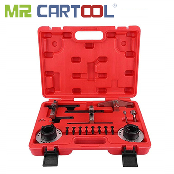 MR CARTOOL 16 Pcs  Engine Timing Tool Set For FORD 1.0 ECOBOOST 1.0 SCTi Engines Focus Fiesta B & C  Timing Locking Setting Tool