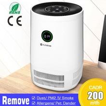 AUGIENB 20200New لتنقية الهواء المؤين مع فلتر HEPA إزالة رائحة المدخن الغبار غسل الهواء لتصفية منقي هواء غرفة المنزل