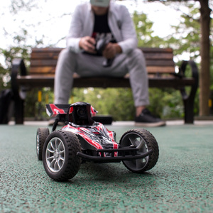 Image 5 - Emax Interceptor FPV Racing Car 2.4G Radio Control High speed With Camera Goggle Glasses RC Car 2~3S RTG Version for Gift