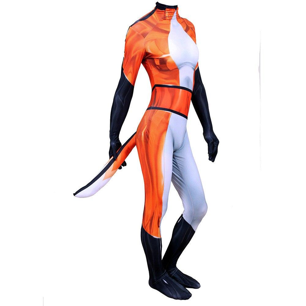 Venom Spider-Man Cosplay Clothing Adult//Child Tights Jumpsuit Unisex Costume Set