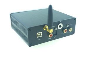 Image 4 - AK4493 AK4493EQ AK4118 Audio HIFI DAC + XMOS XU208 soporte USB óptico coaxial Bluetooth 5,0 entrada al mejor precio