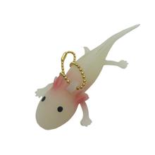 Забавный брелок антистресс сжимаемая рыба гигантская саламанда