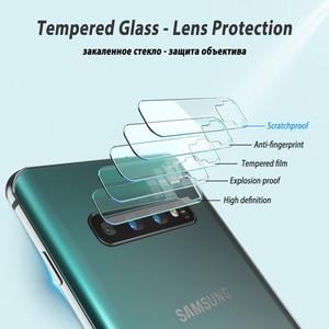 Image 3 - Verre pour Samsung Galaxy Note 10 Plus 10 + verre de protection sur Galaxy Note10 arrière lentille de caméra verre pour Samsung Note10 pro verre
