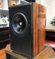 TUOLIHAO 2020 new Q6 Speakers Bookshelf Full Range One Driver HIFI EXQUIS For Small Power Amplifier For Pair